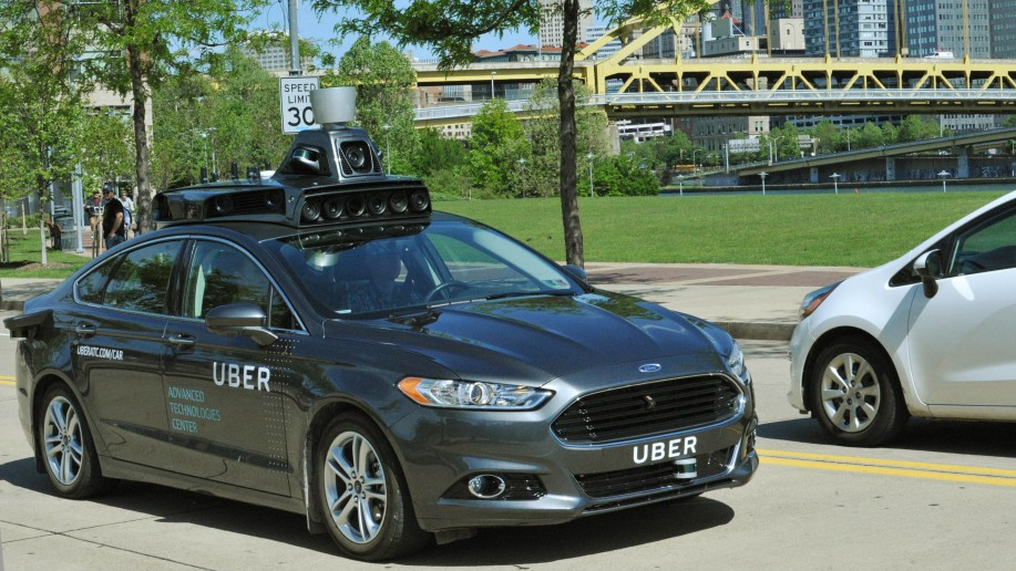 Uber's Self-Driving Cars Experiencing a Slow Start