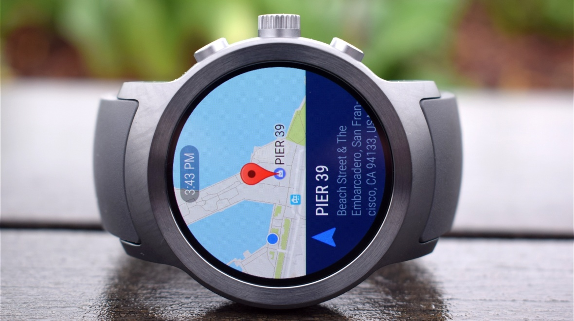 LG Watch Sport: Break Free From Phones