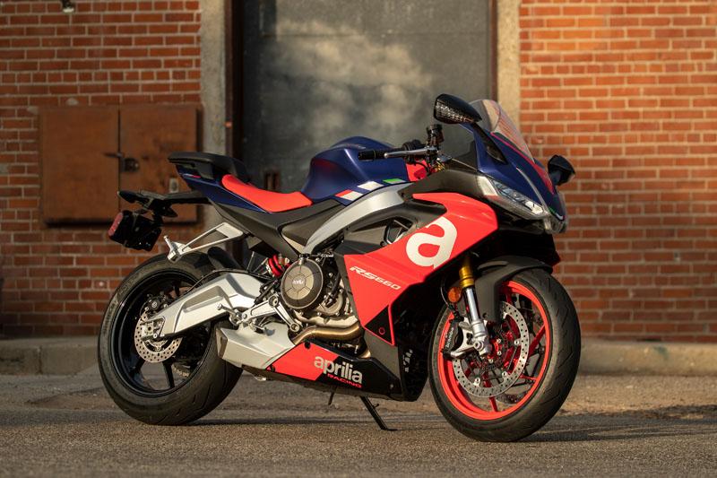 Hot Topic: 2021 Aprilia RS660