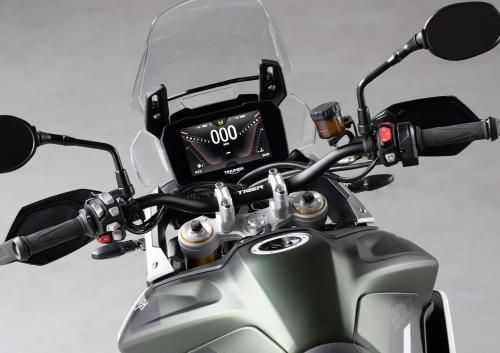 Triumph Street Triple RS and Tiger 800 get connected technology