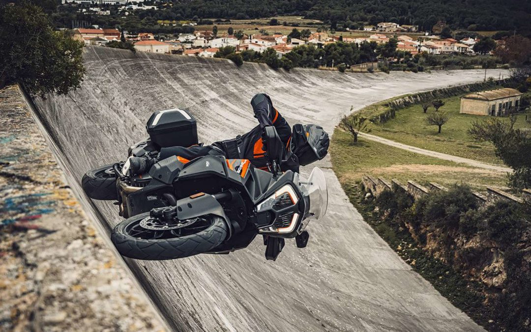 KTM unveils updated 1290 Super Adventure S